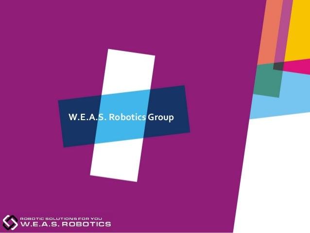 W.E.A.S. Robotics Group