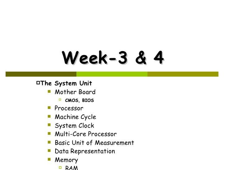 IT Week 3