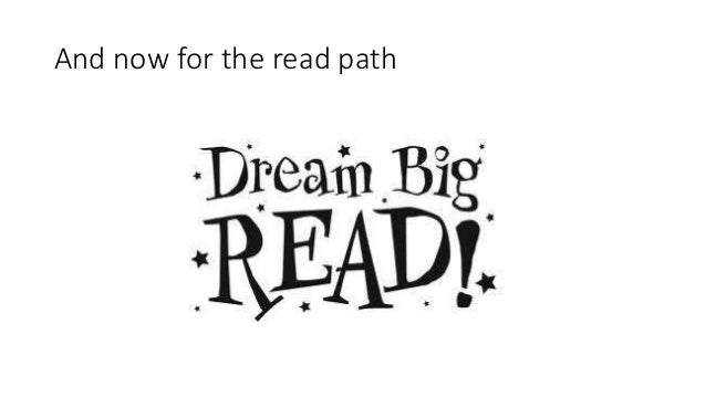 And now for the read path
