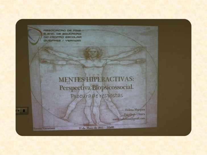 Workshop Mentes hiperactivas