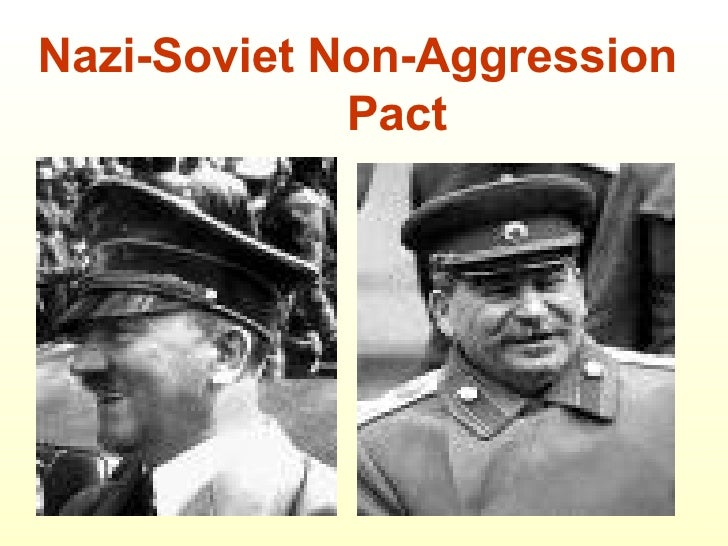 significance of the nazi soviet non Though many uninformed people condemn the soviets for signing the pact, it was the single greatest factor that led to germany's defeat, for it was the soviet union, and not the western allies, who defeated the nazis in world war ii the soviet triumph was made possible only by the extra two years of preparation allotted by the non-aggression pact.