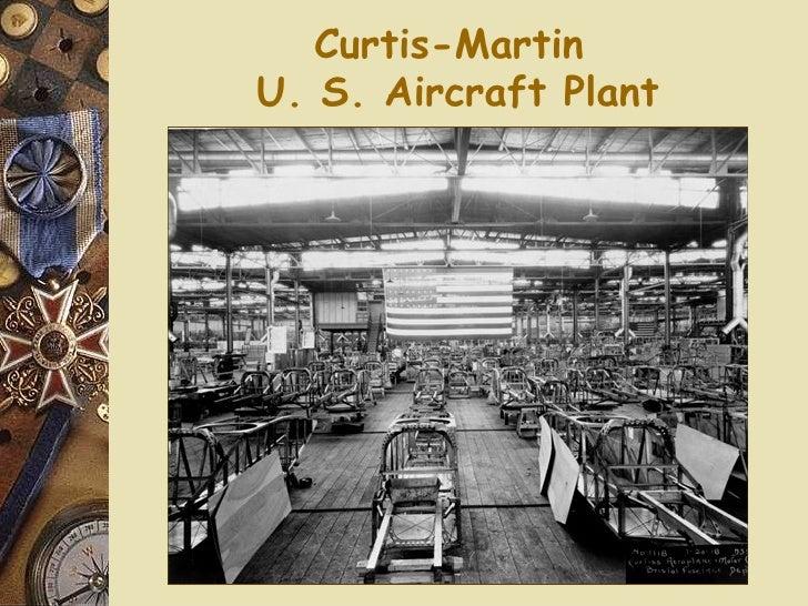 Curtis-Martin  U. S. Aircraft Plant