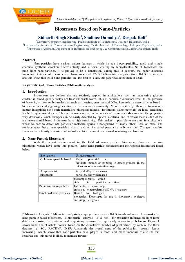 International Journal Of Computational Engineering Research (ijceronline.com) Vol. 3 Issue. 3133  Issn  2250-3005   (Onlin...