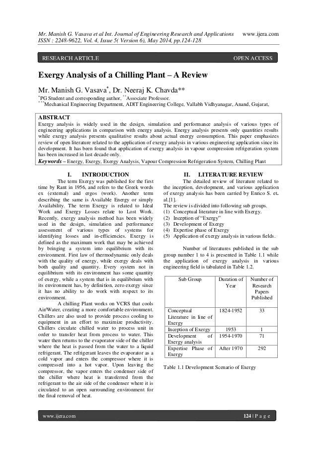 Mr. Manish G. Vasava et al Int. Journal of Engineering Research and Applications www.ijera.com ISSN : 2248-9622, Vol. 4, I...