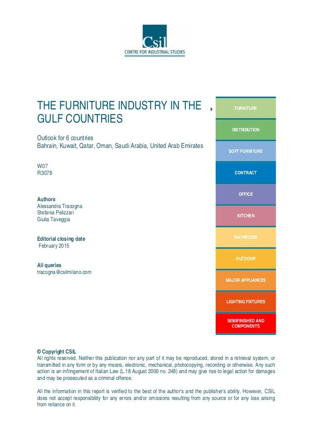 Office Furniture Market Research