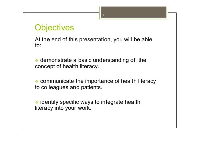 importance of functional literacy