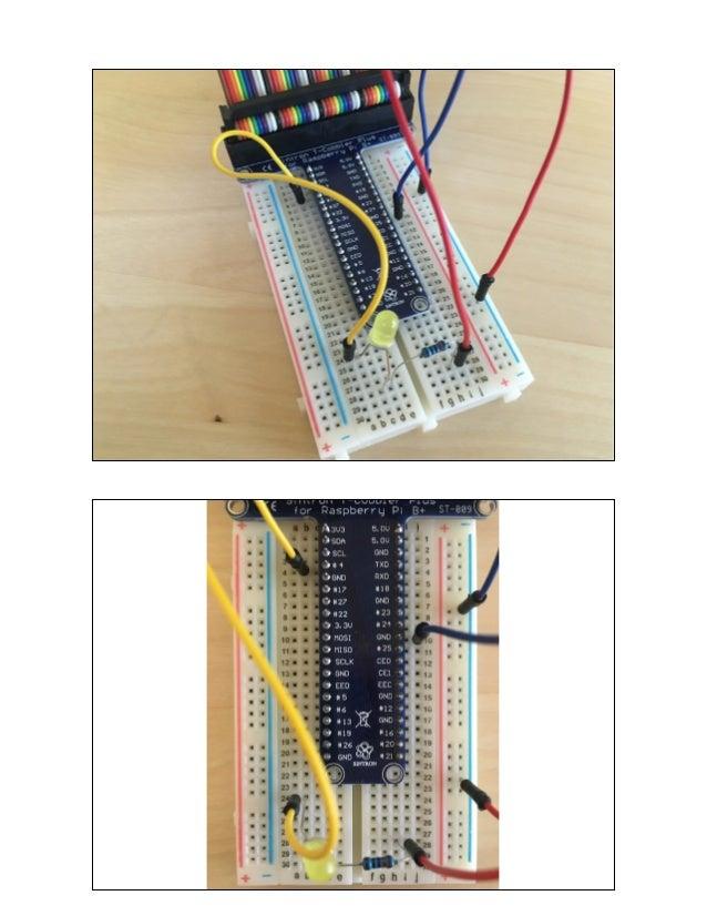 Rapid Application Development for Raspberry Pi