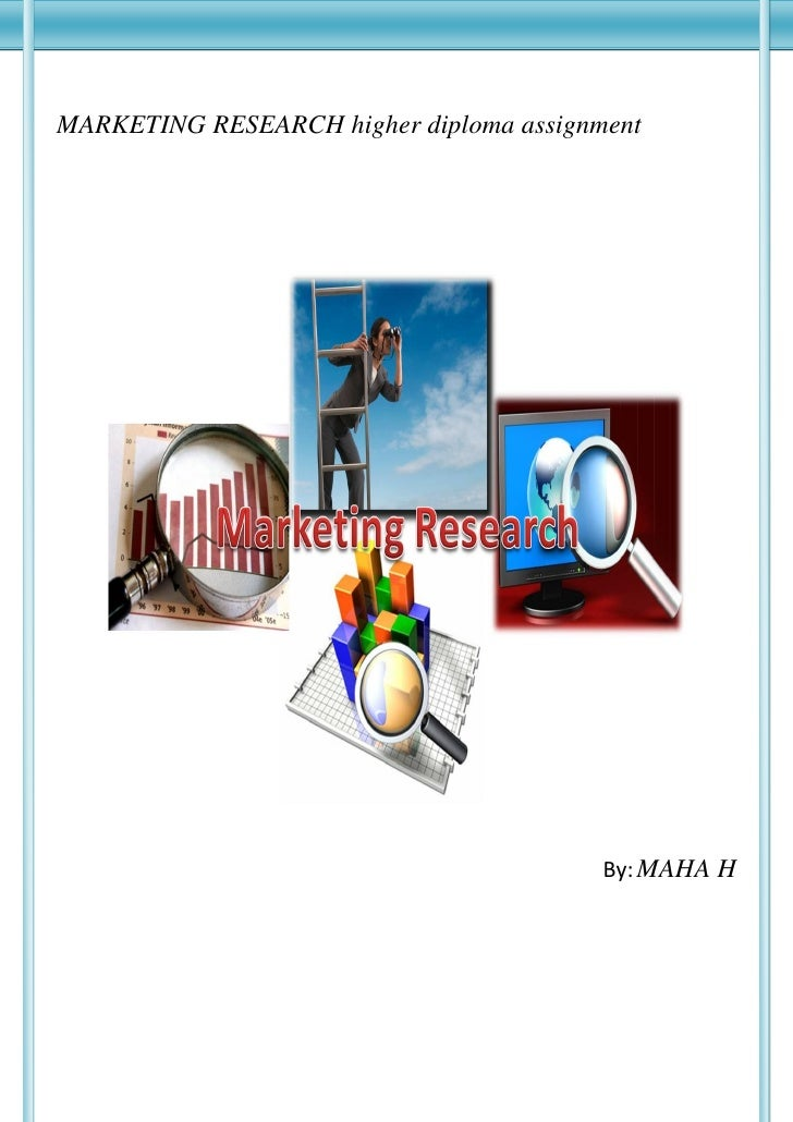 marketing research assignment the coop Marketing coop outline  the role of marketing research in the marketing process and the various types of  through a major research assignment,.