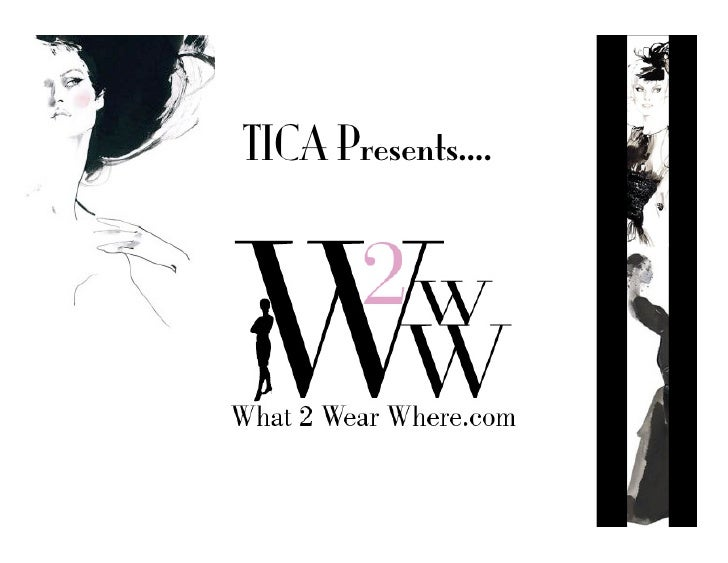 TICA Presents….