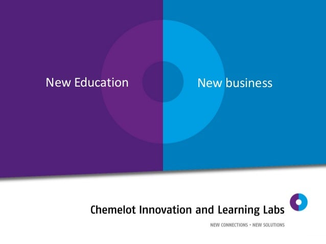 We are ONE!New Education New business