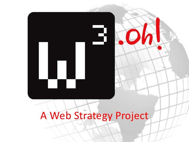 A Web Strategy Project<br />