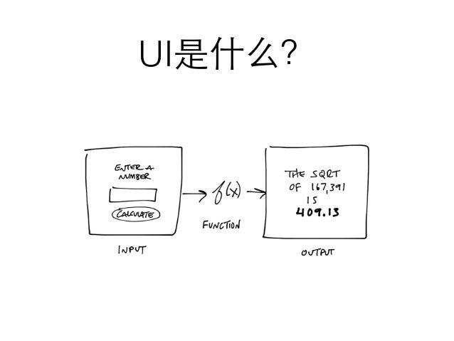 UI是什么?