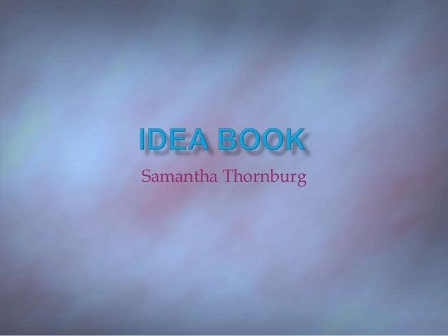 Samantha Thornburg
