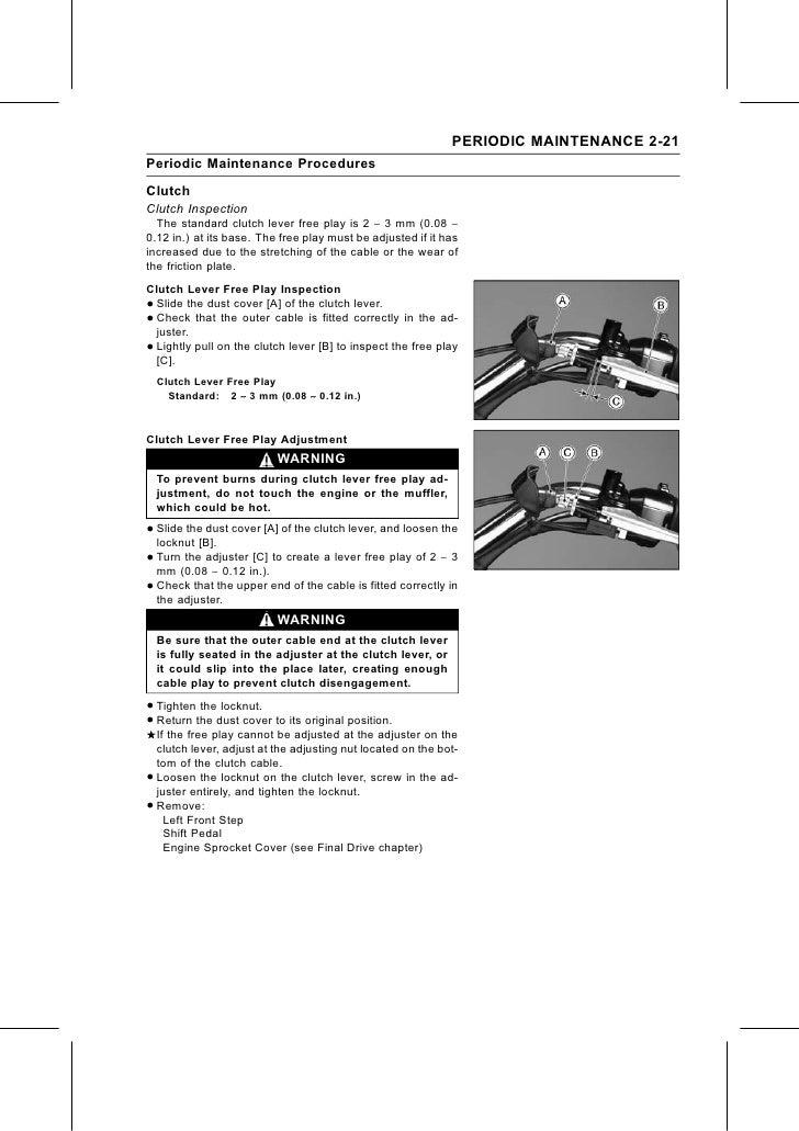 W650 service manual