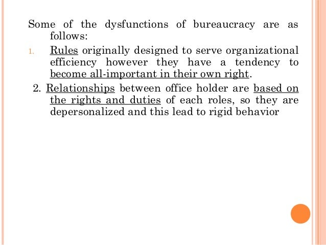 an understanding of bureaucracy Understanding street-level bureaucracy takes a wide view on phenomena every  citizen or organisation is familiar with the book explicitly includes discussions.