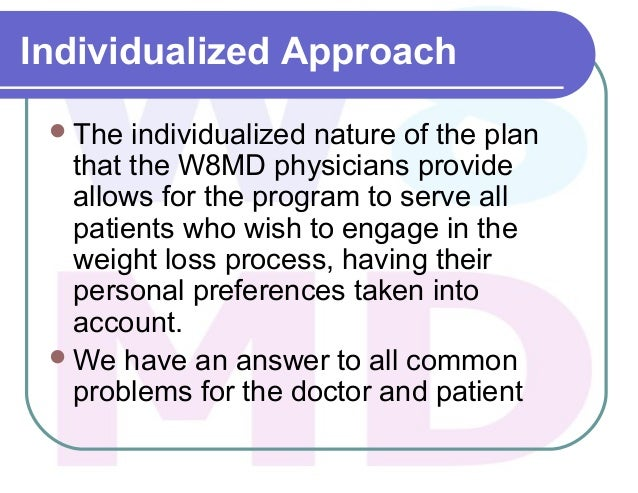 W8md Medical Weight Loss Centers Of America Physician Licensing Progr