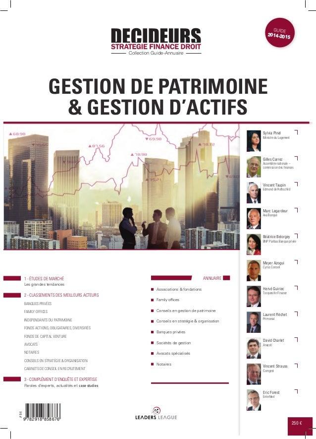 9 782918 858676 #94 250€ Vincent Taupin Edmond de Rothschild Béatrice Belorgey BNP Paribas Banque privée Marc Legardeur A...