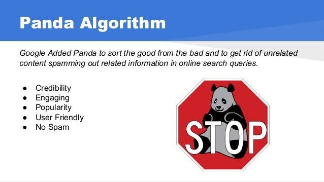 Seminar 3A: Algorithms for SEO