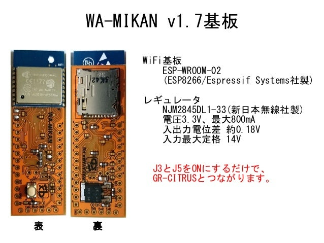 WA-MIKAN(和みかん)説明資料 Slide 3