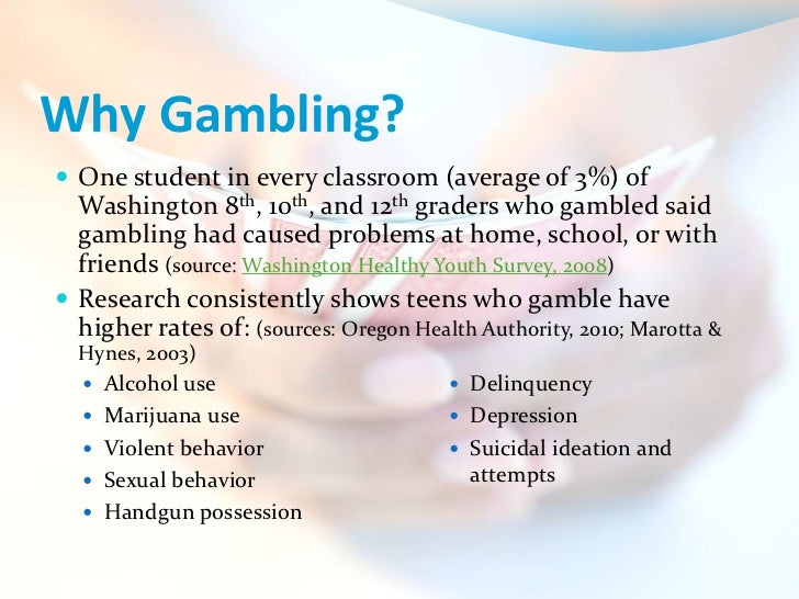 Home school gambling twin pines casino hotel