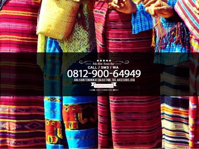 APA ITU TENUN IKAT Tenun ikat atau kain ikat adalah kriya tenun Indonesia berupa kain yang ditenun dari helaian benang pak...