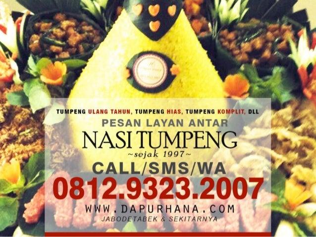 Wa 081293232007 Pesan Tumpeng Nasi Kuning Tumpeng Ulang Tahun