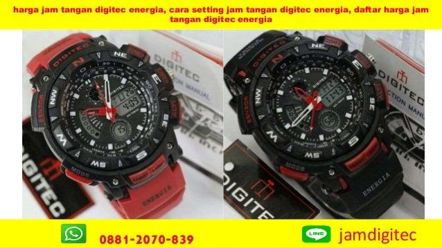 Jam Tangan Digitec Energia Dg 2044 Full Black 3