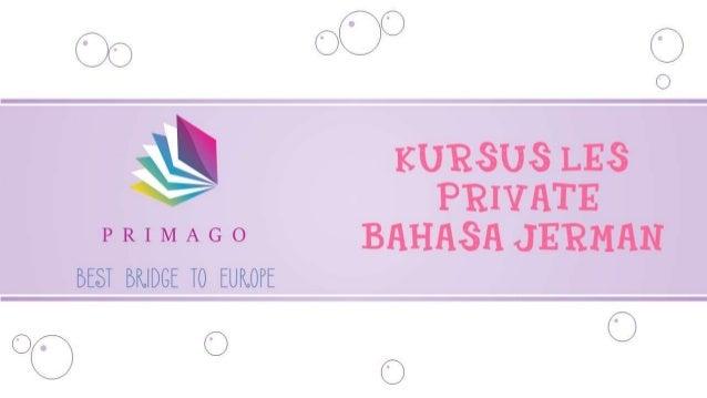 Wa 0896.8970.0046 kursus privat bahasa jerman di Jonggol bogor