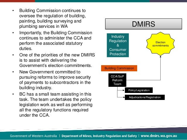 identify the three main regulatory commissions of industrial regulation Provides a summary of the clean water act laws & regulations contact us share industrial, municipal.