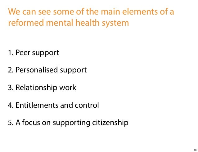 Unit 103 support individuals with self directed