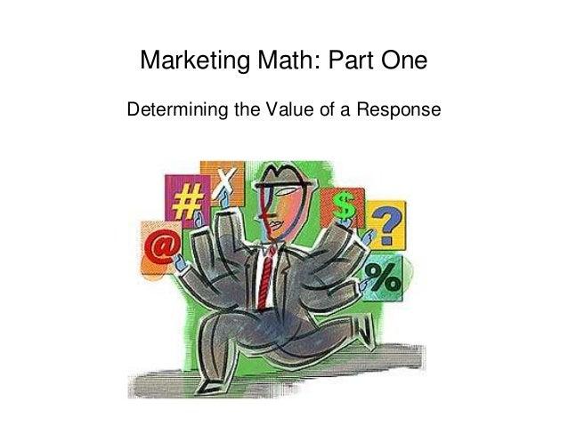 Math part one
