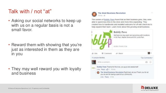social media marketing for small business pdf