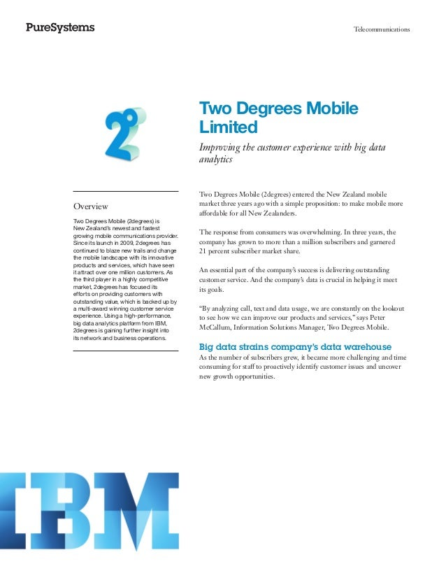 Two Degrees Mobile Limited