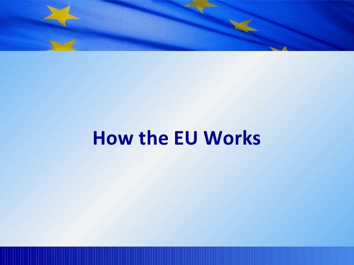 an introduction to the history of the european union eu European union – anti-dumping measures on biodiesel from argentina  eu authorities european commission and the council of the european union.