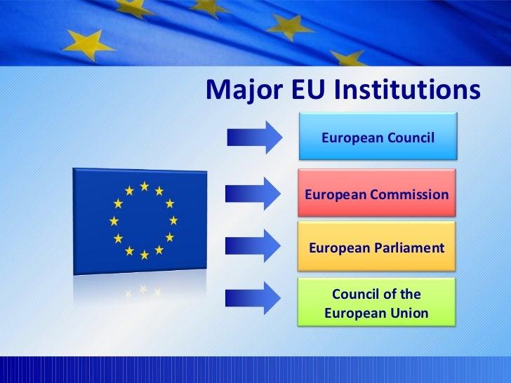 Waca eu history of the european union
