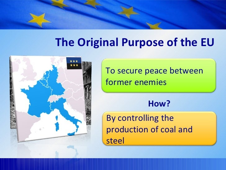 history of european union eu The european union (eu) is a political and economic union between european  countries learn when it was formed and why.