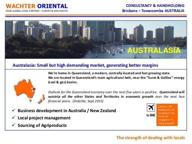 ... initiative; 10. WACHTER ORIENTAL YOUR GLOBAL LOCAL PARTNER ...