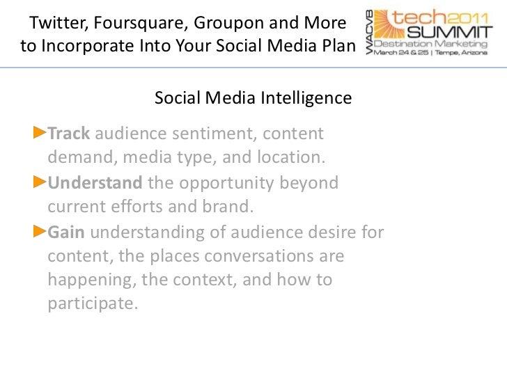 WACVB-Presentation twitter-foursquare-groupon-2011