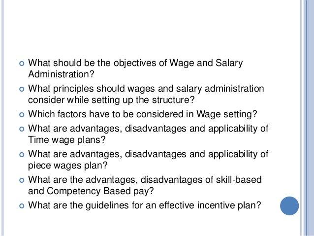 wage and salary administration Wages & salary administration definition wages & salary• base  wages and salaries are defined as the hourly, weekly and.