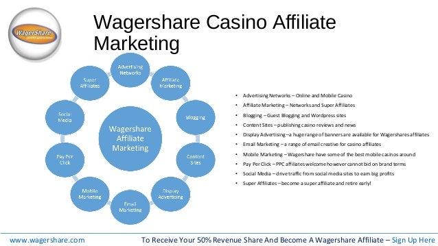 Casino affiliate network gambling best sites