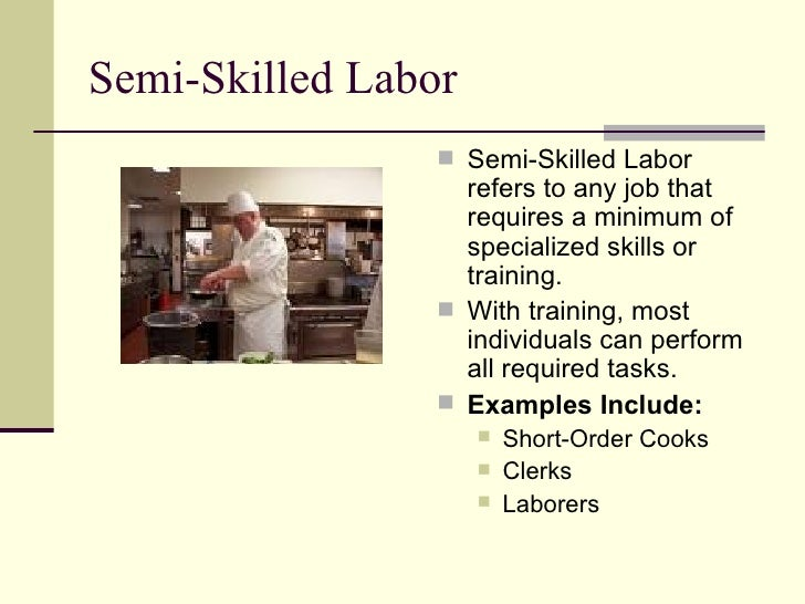 specialized skills examples