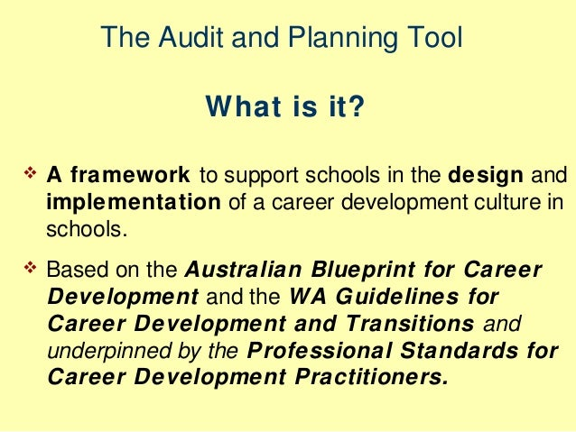 Wa guidelines for career development and transitions launch career development programs and services continual promotion and evaluation next 8 malvernweather Gallery