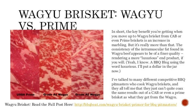 Wagyu Brisket What To Know Where To Buy And How To Cook It
