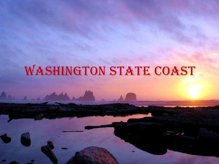 Washington state coast
