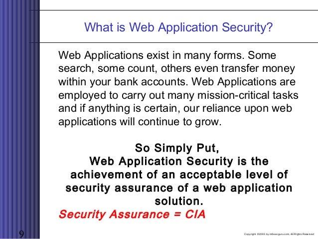 Web Application Hacking 2004