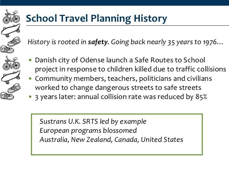Active School Travel in Canada Slide 3
