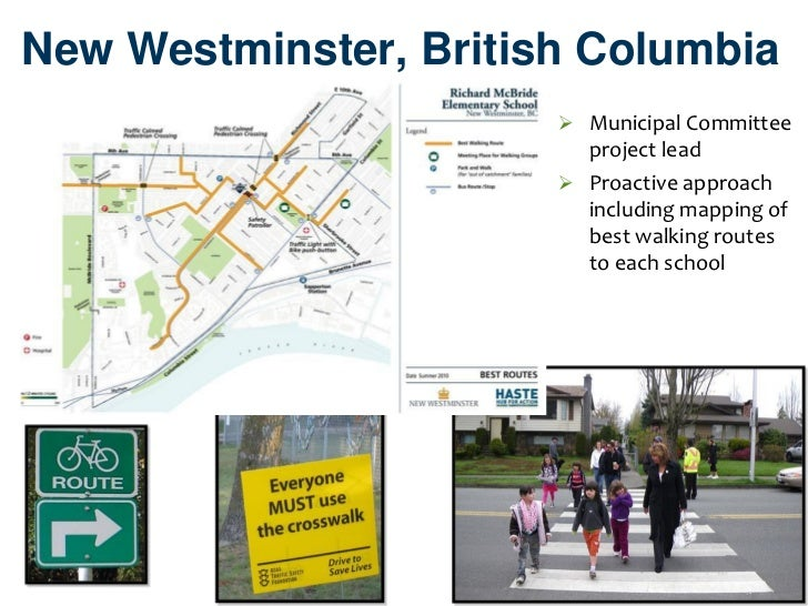 New Westminster, British Columbia                        Municipal Committee                         project lead        ...