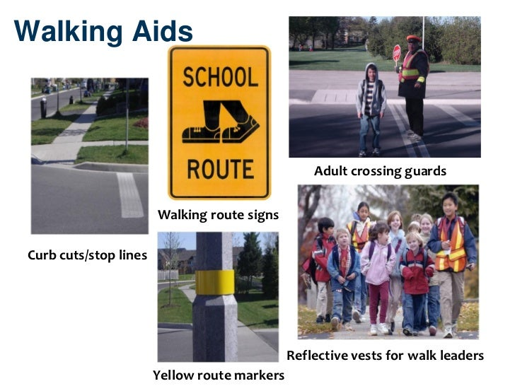 Walking Aids                                                  Adult crossing guards                       Walking route si...