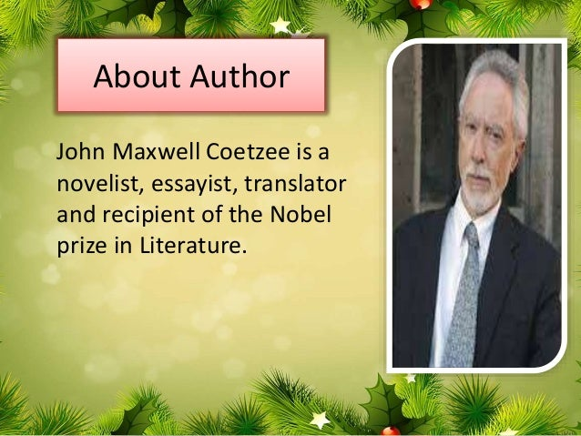 The African Literature  Slide 2
