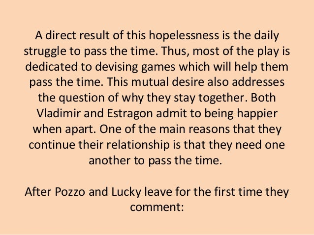 waiting for godot pozzo and lucky relationship quotes
